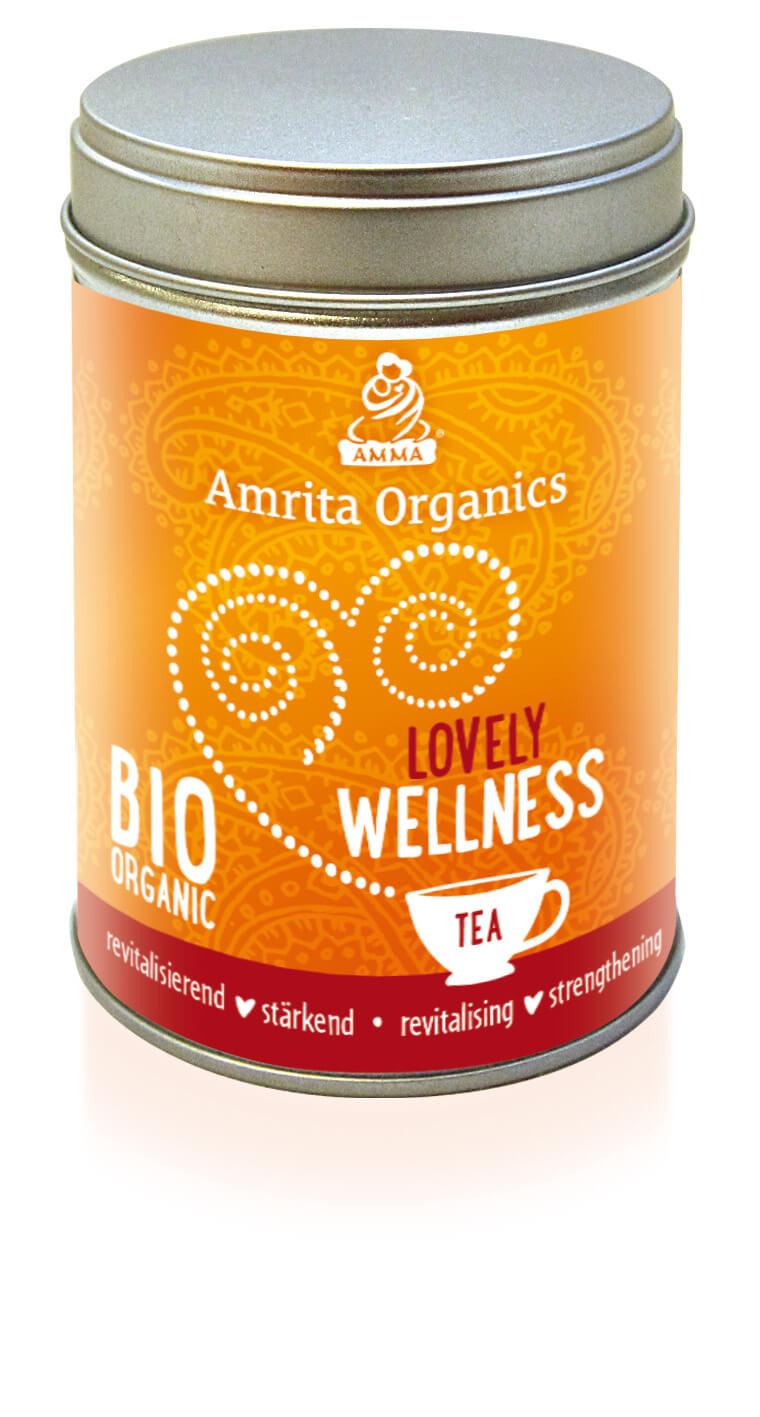 Lovely Wellness Tee, bio