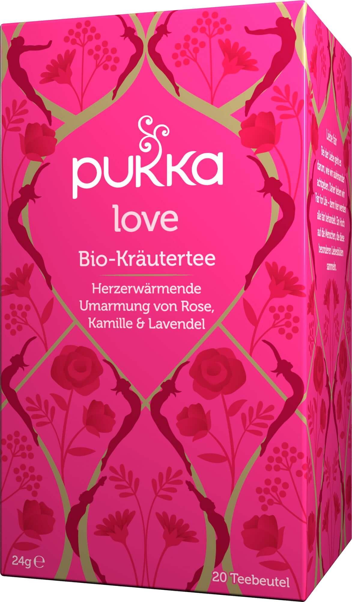 Love, bio Tee