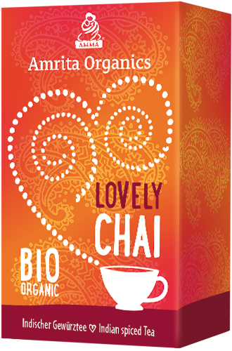 Lovely Chai Tee, bio