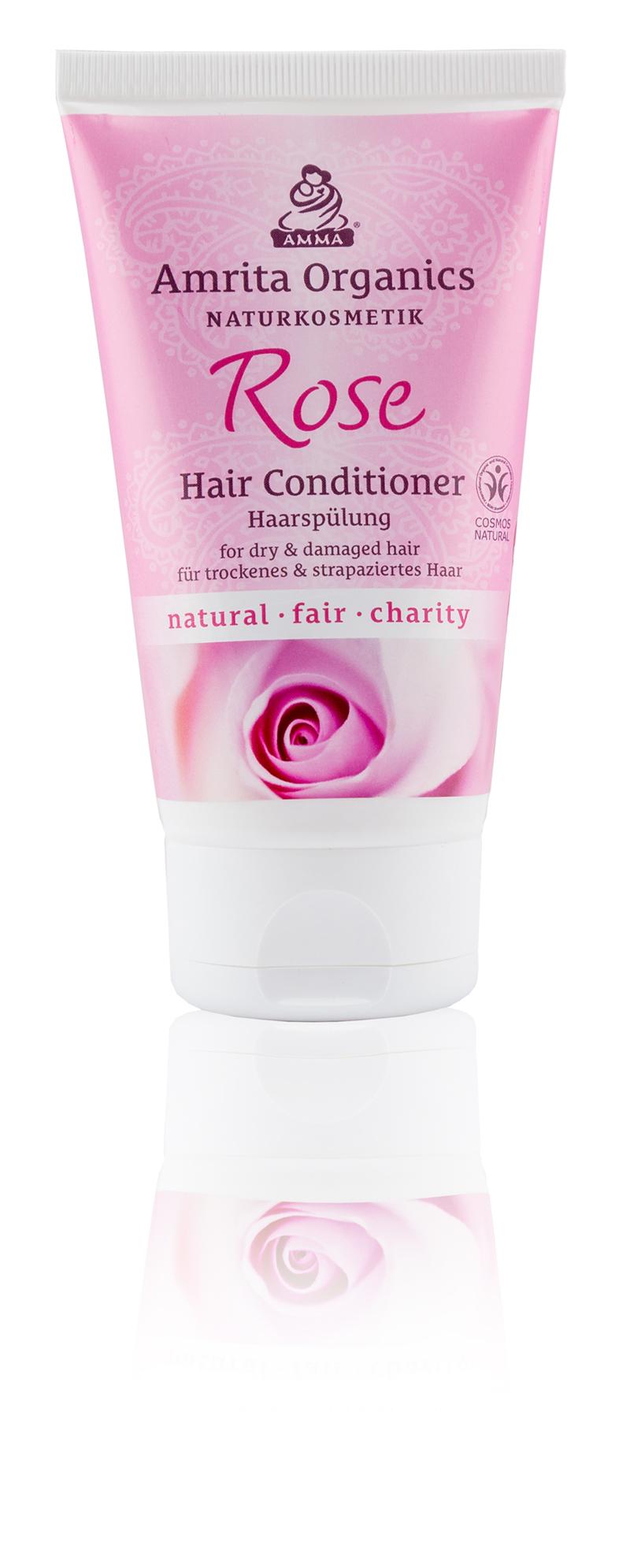 Haarspülung Rose