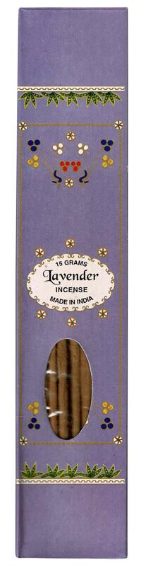 Lavendel  Räucherstäbchen
