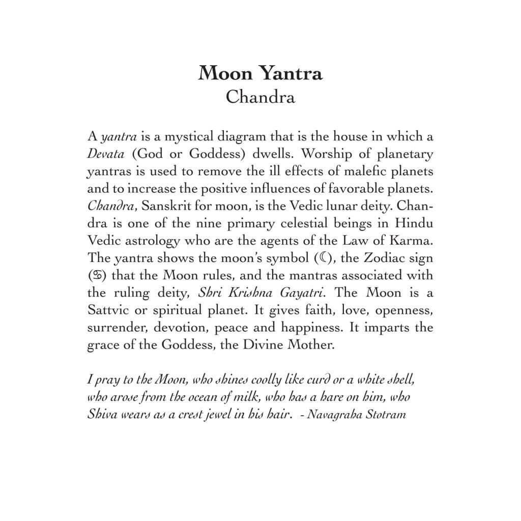 Mond Yantra