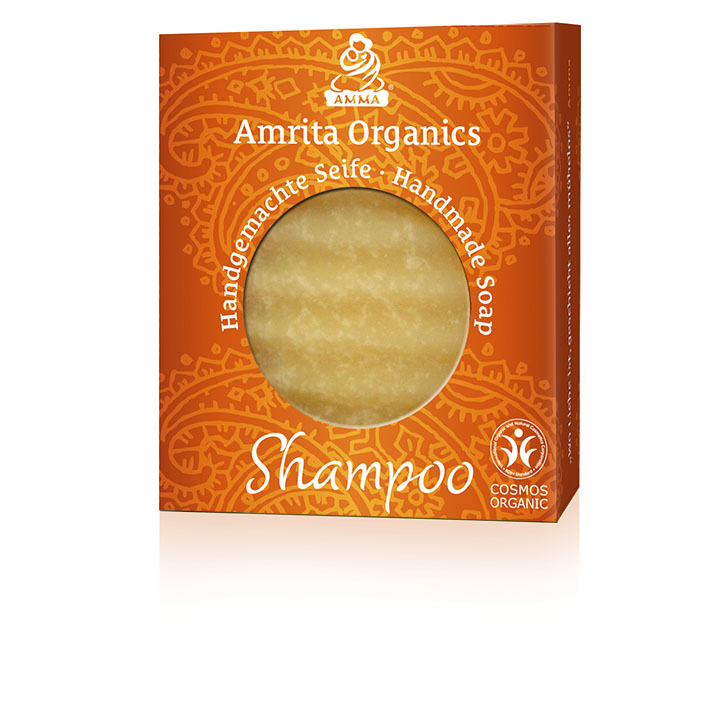 Handgemachte Shampoo Seife, bio