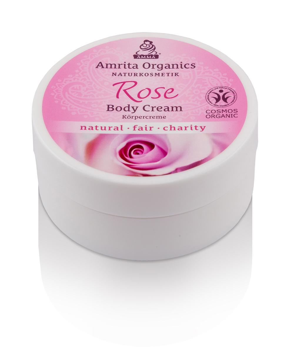 Körpercreme Rose