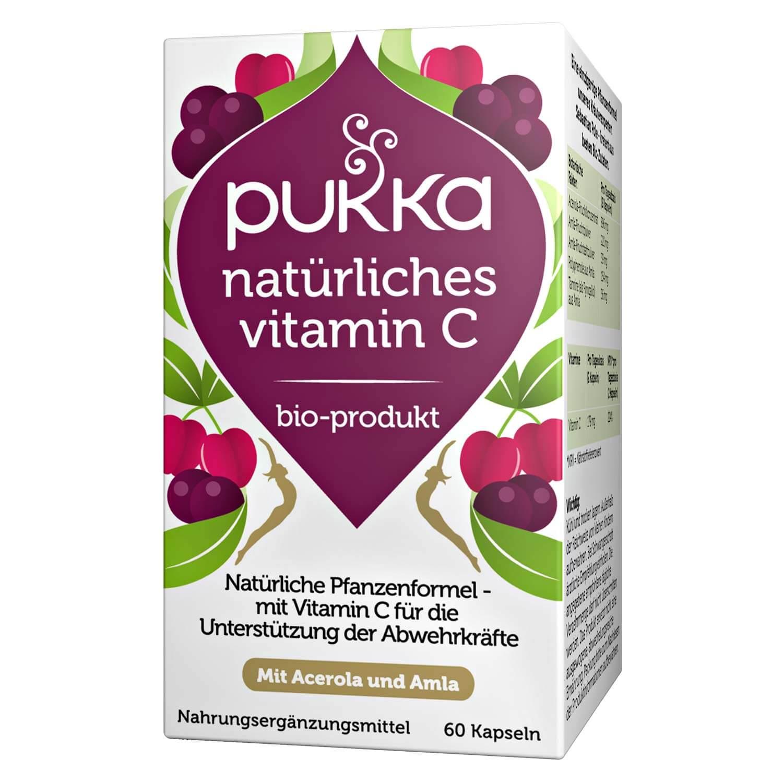Natürliches Vitamin C, bio