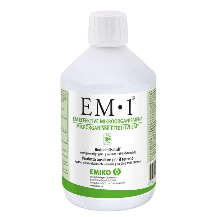 EM 1 Bodenhilfsstoff