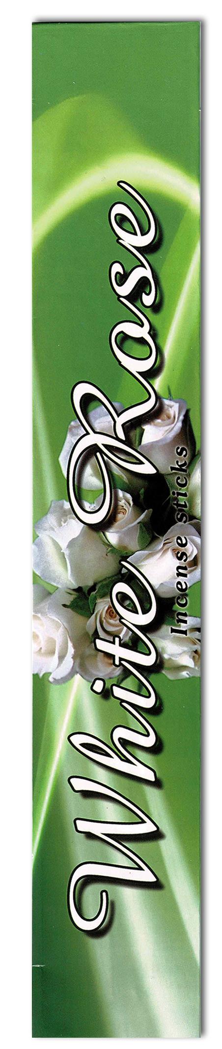 White Rose Räucherstäbchen