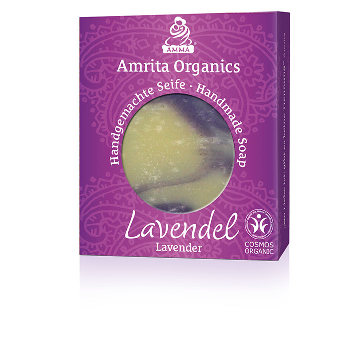 Handgemachte Lavendel Seife, bio