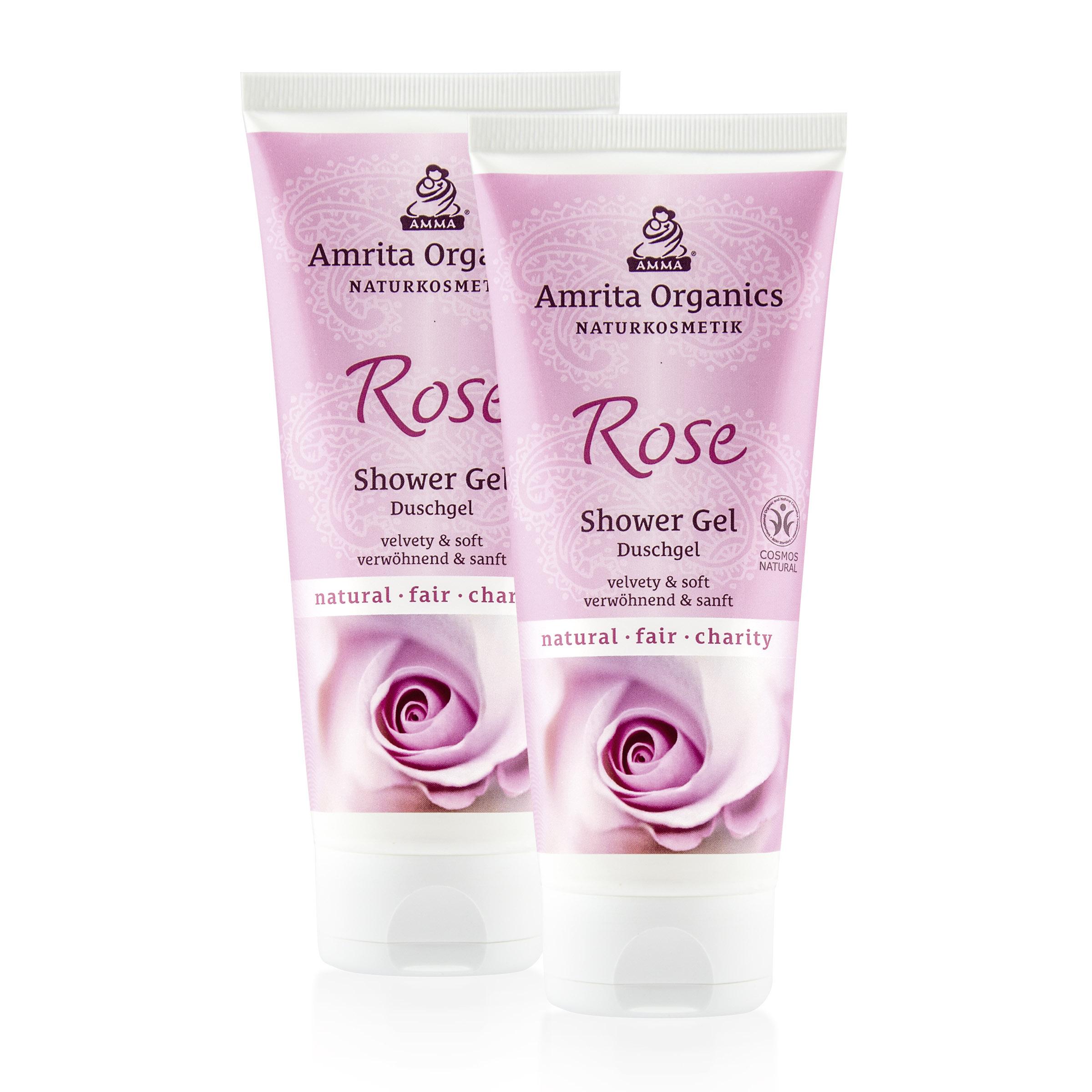 Duschgel Rose