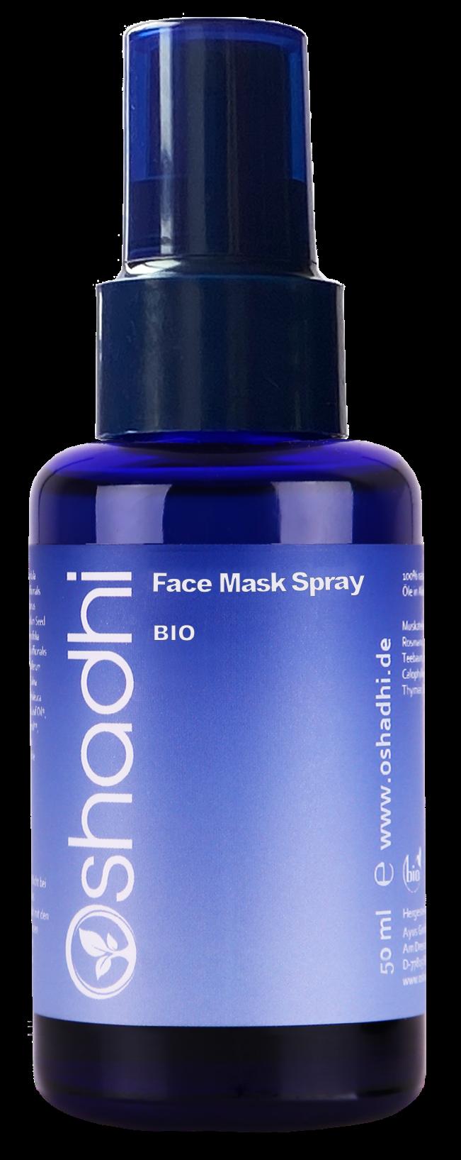 Gesichtsmasken-Spray, Oshadhi