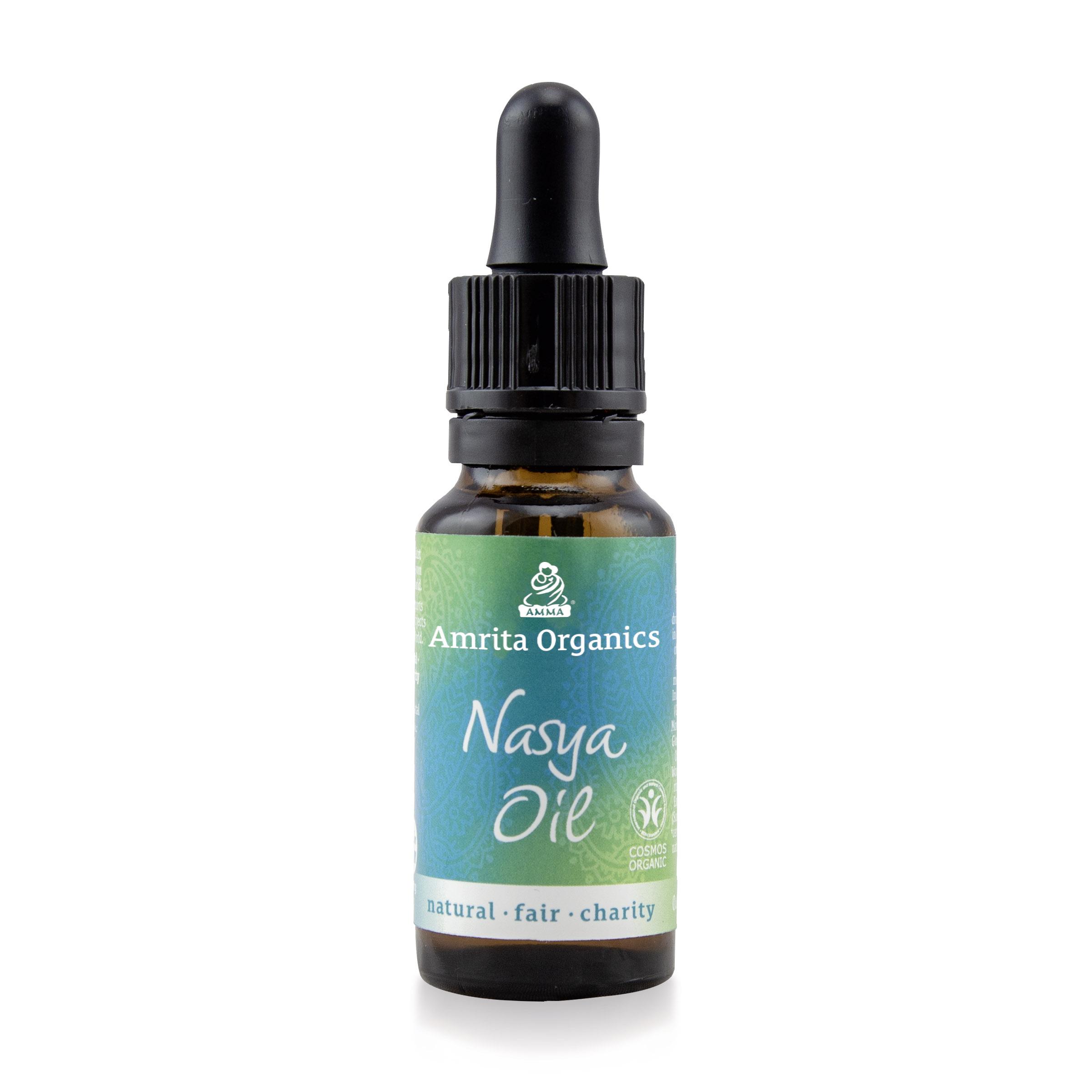 Nasya Öl, bio