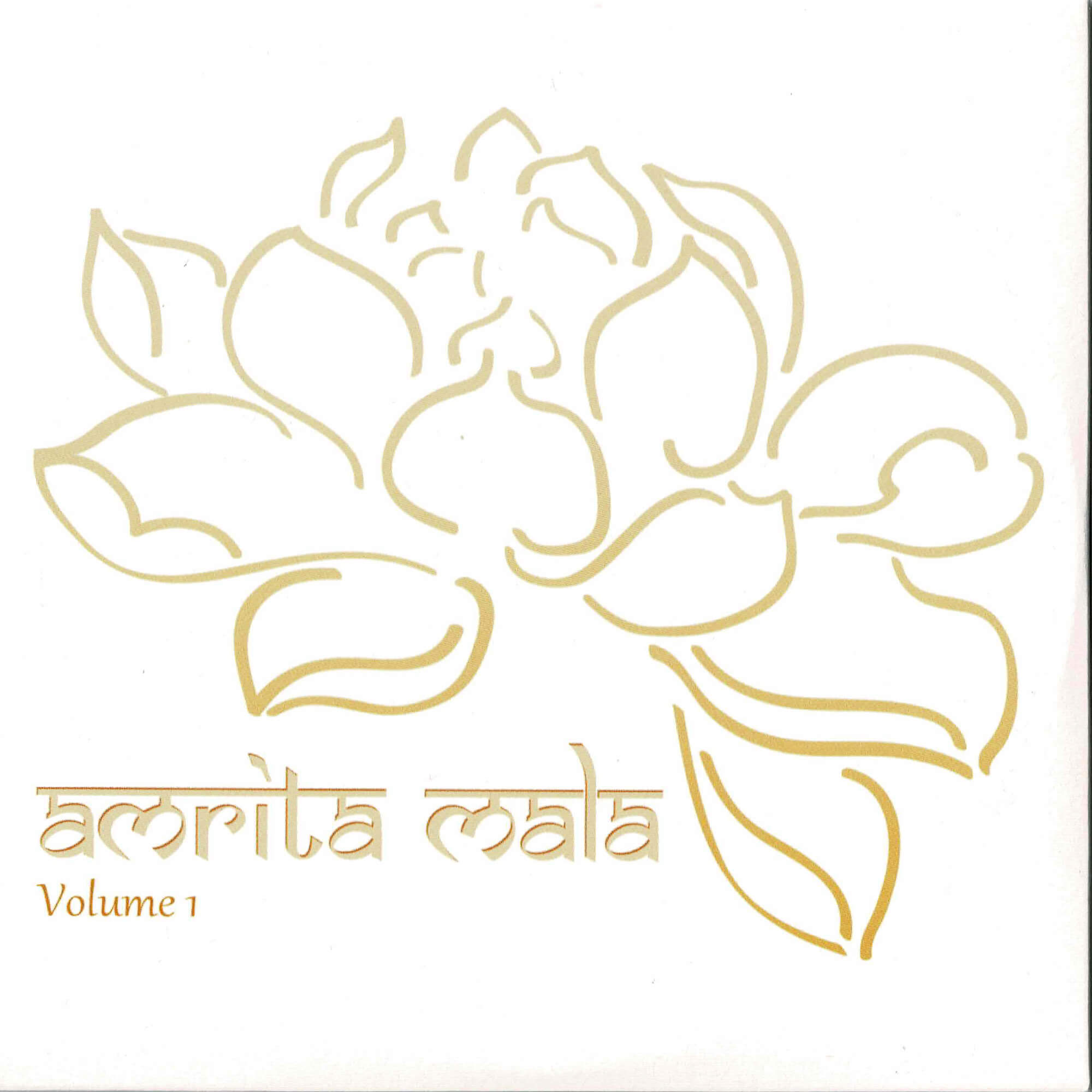 AMRITA MALA VOL. 1 (CD)