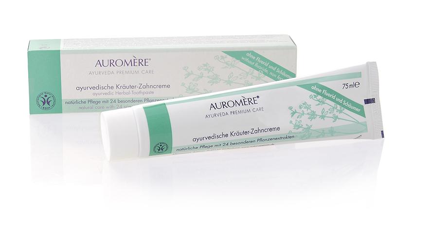 Ayurvedische Kräuter-Zahncreme - Auromere