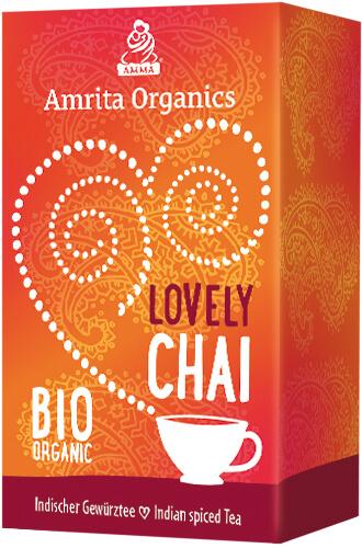 Lovely Chai Tee, bio